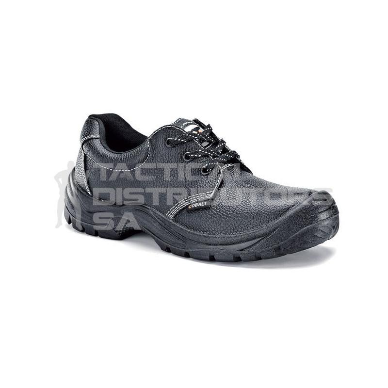 Dot Cobalt Safety Shoe