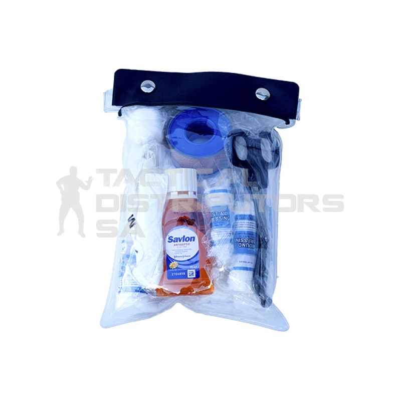 Gun/Stab Wound Kit - Vinyl Bag