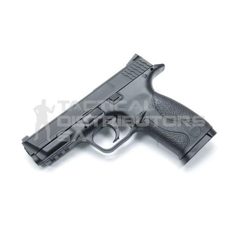 KWC 4.5mm S&W M40 Metal Slide CO2 Pistol