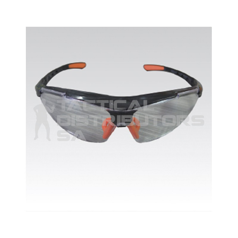 """O"" Vision Safety Glasses - Various Colours"