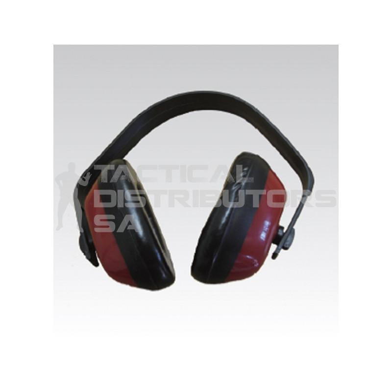 Universal Econo Earmuff - Red