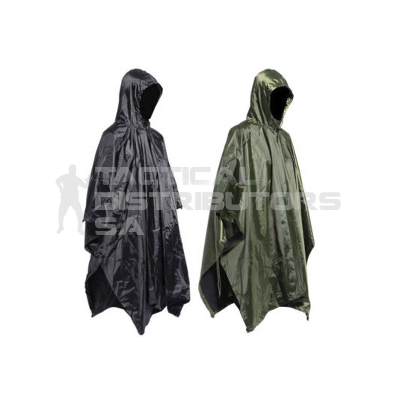 DZI Rubberised Poncho