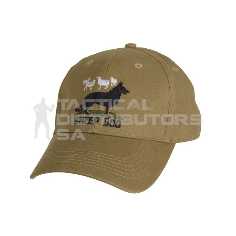 Sheep Dog Deluxe Low Profile Cap