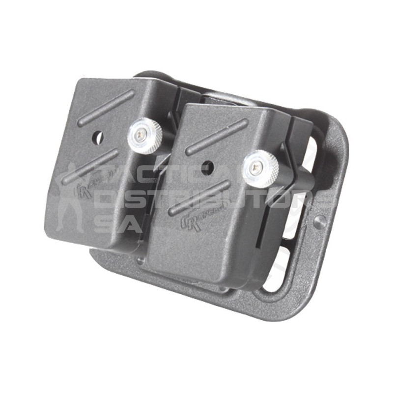 CR Secure Versa Duty Double Mag Pouch