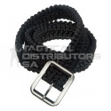 DZI 100ft Paracord Belt with Classic Metal Buckle - Various