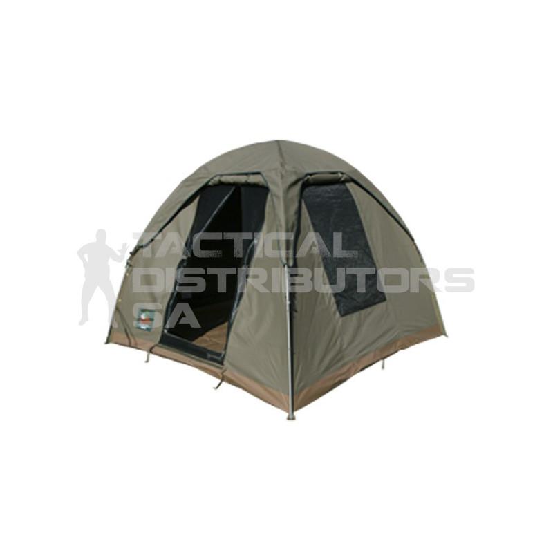 Tentco Ranger Safari Bow Tent - 2.1m x 2.1m x 1.8m