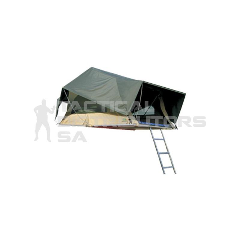 Tentco Rooftop 1.4 (Alu Ladder) - 2.45m x 1.4m x 1.3m