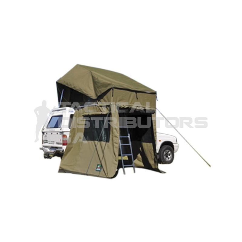 Tentco Rooftop 1.4m Protent - 2.45m x 1.4m x 1.3m  sc 1 st  Tactical Distributors SA & Tentco Rooftop 1.4m Protent - 2.45m x 1.4m x 1.3m - Tactical ...