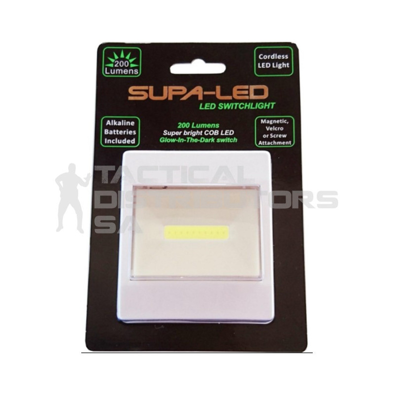 Supa LED 200 Lumen Magnetic...