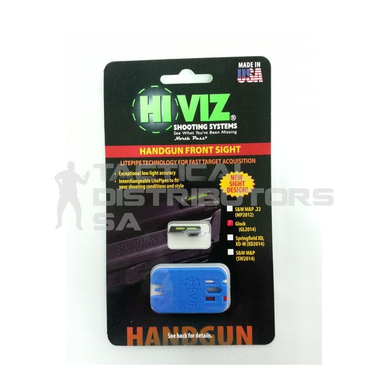 HiViz GL2014, Interchangeable Glock Front Sight