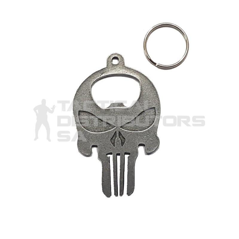 Metal Punisher Key Ring...
