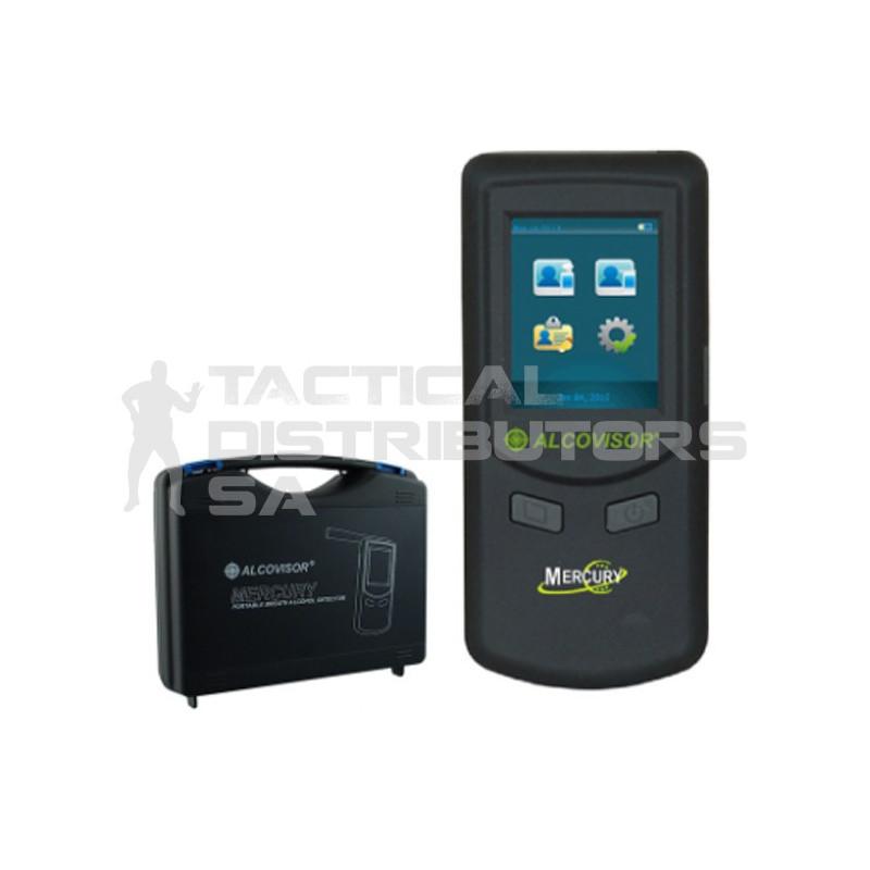 Alcovisor Mercury Touch Screen Breathalyser (Screener and...