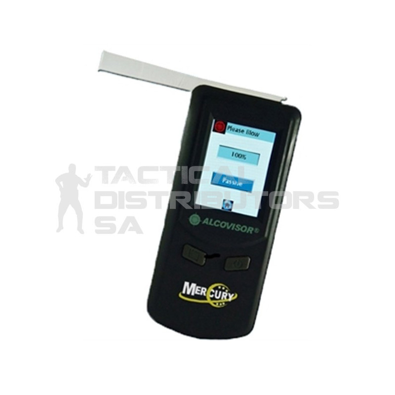 Alcovisor Mercury Touch Screen Breathalyser Mouthpieces...