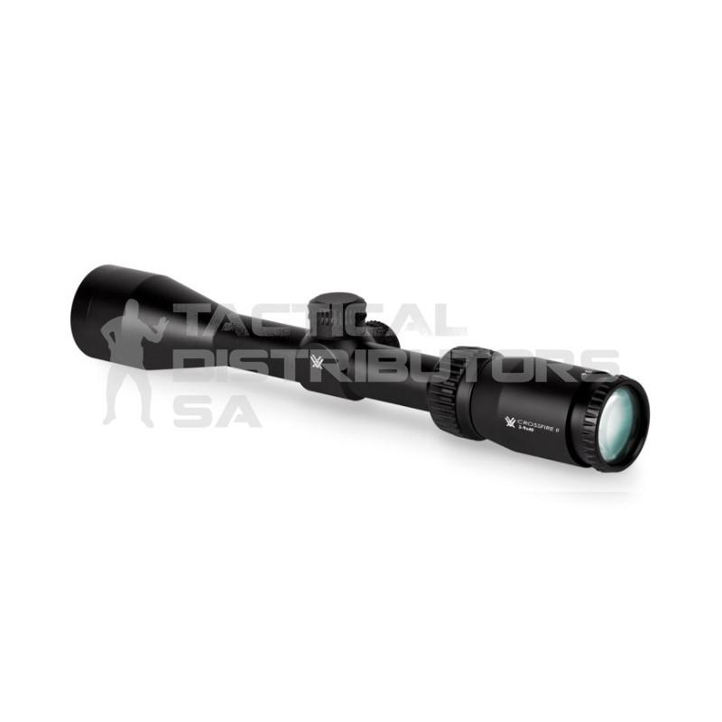 Vortex Crossfire II - 1 Inch, 3-9x40 SFP Plex Scope