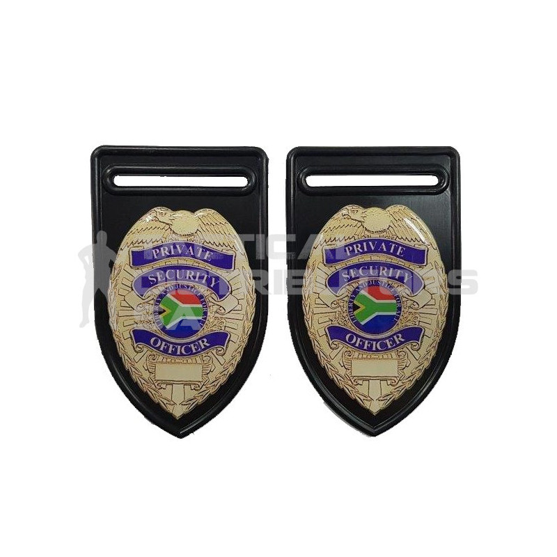 "Impact Security Guard 4.5/"" Patch"