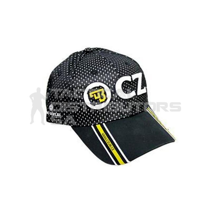 CZ Official Baseball Cap - Tactical Distributors SA (Pty) Ltd bc98ae7c3eb