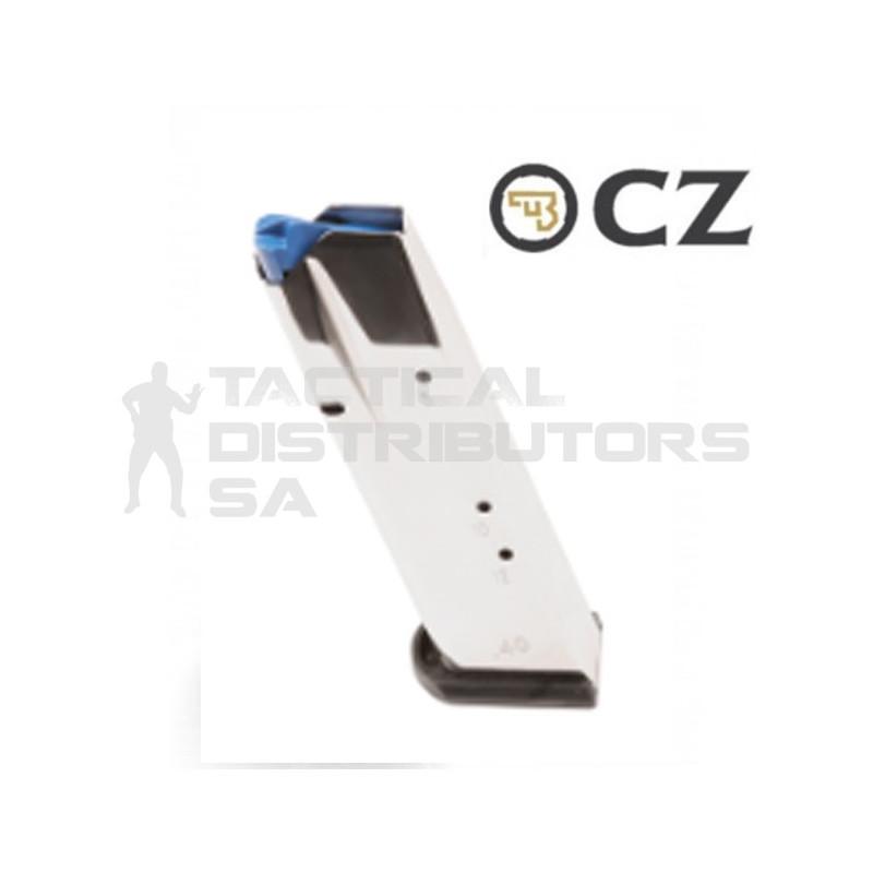 CZ 75 Magazine 9mm 17rd Nickel Plating