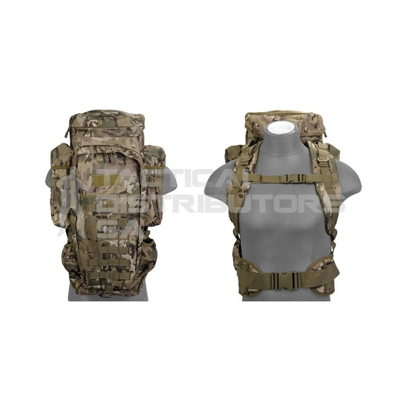 Basic MOLLE Tactical Rifle Pack - Multicam