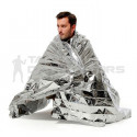 Foil Emergency Blanket - 210cm x 130cm