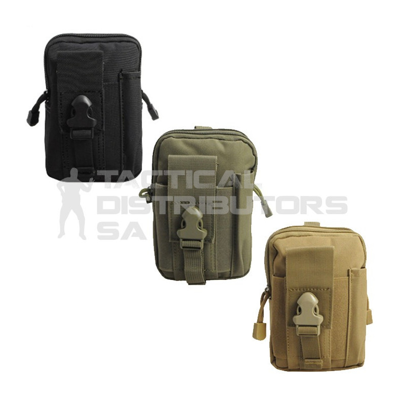 EDC/Utility MOLLE Phone Pouch - Various