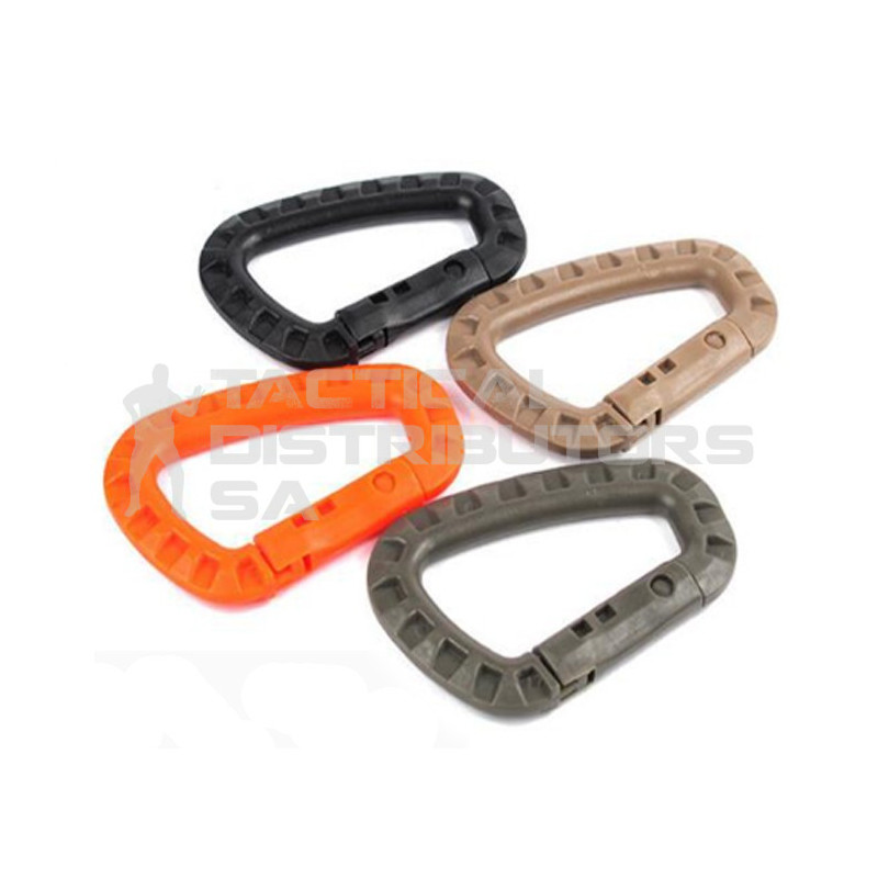 DZI ABS Gear Carabiner - Various Colours