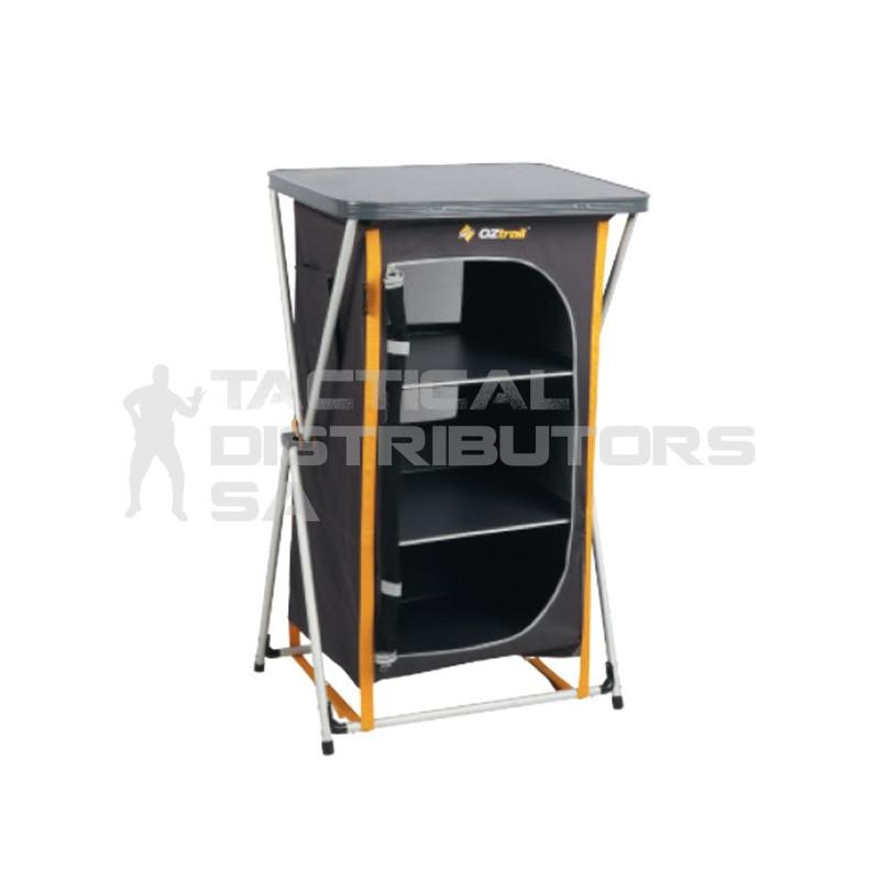 Oztrail 3 Shelf Deluxe Camp Cupboard
