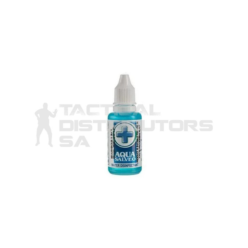 Aqua Salveo Water Disinfectant - 10ml
