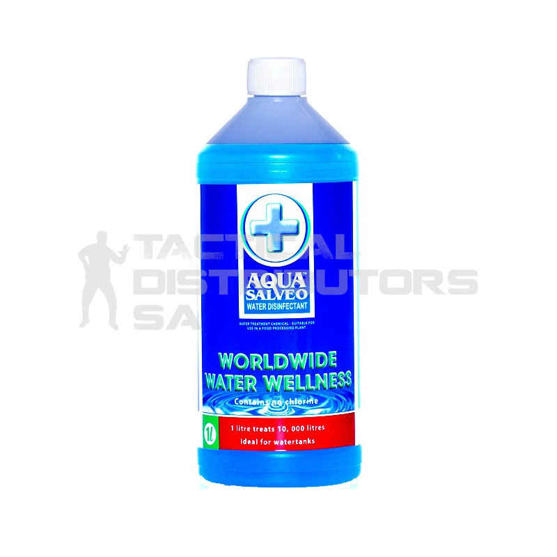 Aqua Salveo Water Disinfectant - 1 Litre