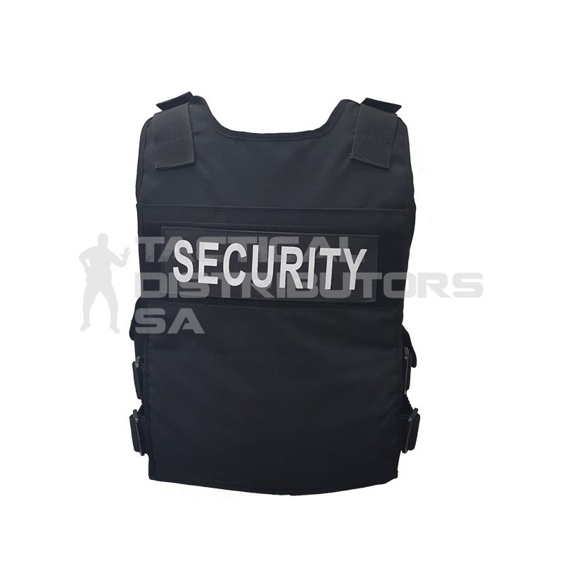 Reaction Officer Level IIIA Front & Back Multi Pouch Bulletproof Vest - Various