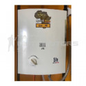 Quick Pitch Quick-Hot 5L Gas Water Heater
