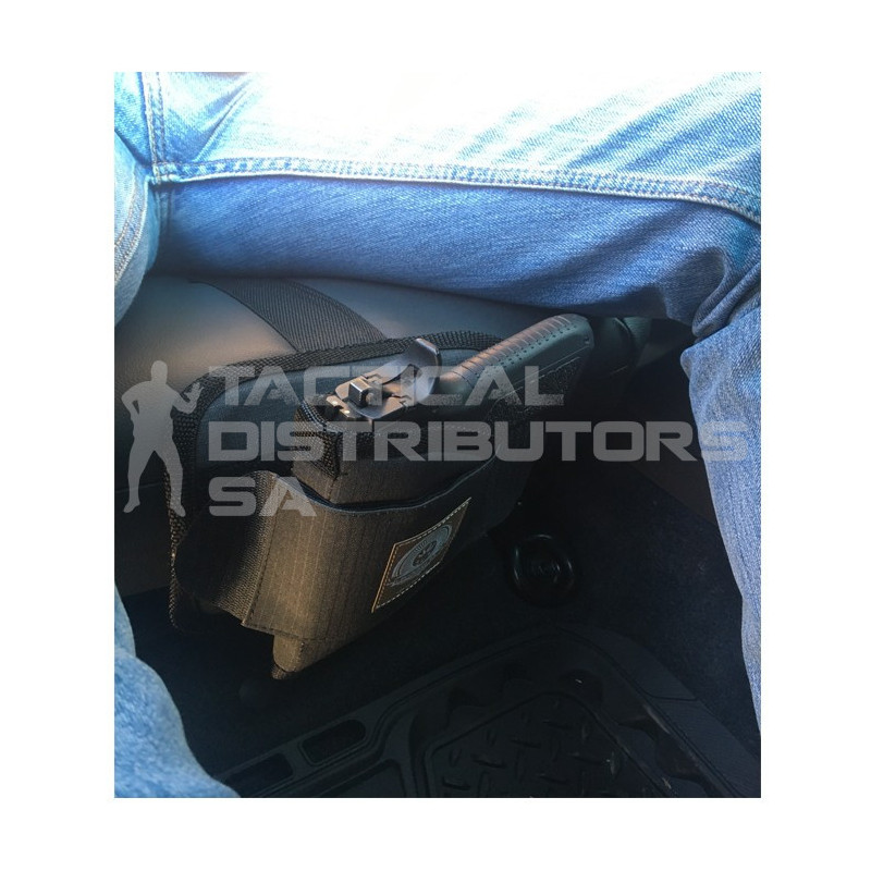 DZI Ripstop Vehicle Seat Holster