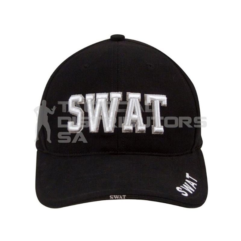 40b8929df3b Rothco Deluxe SWAT Low Profile Cap - Tactical Distributors SA (Pty) Ltd