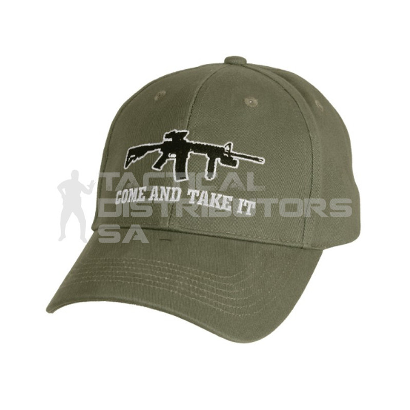 Rothco Come and Take It Deluxe Low Profile Cap
