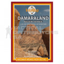 Infomap Paper Map - Damaraland / Western Namibia 2nd Edition (2017)