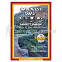 Infomap Paper Map - Cape Westcoast & Cederberg 5th Edition (2017)