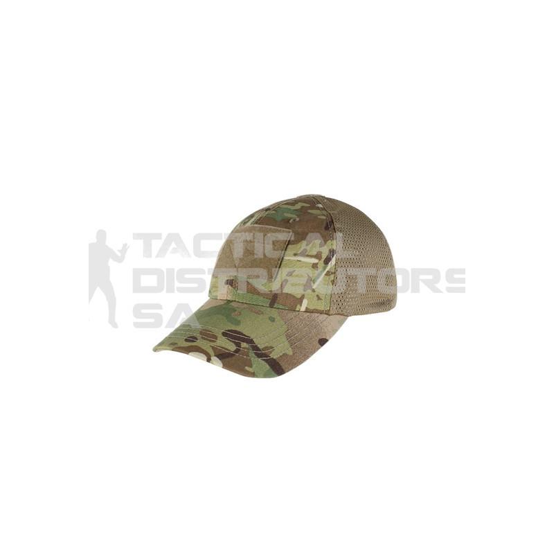Condor Mesh Tactical Cap - Camouflage