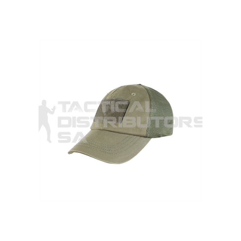Condor Mesh Tactical Cap - Solid Colour
