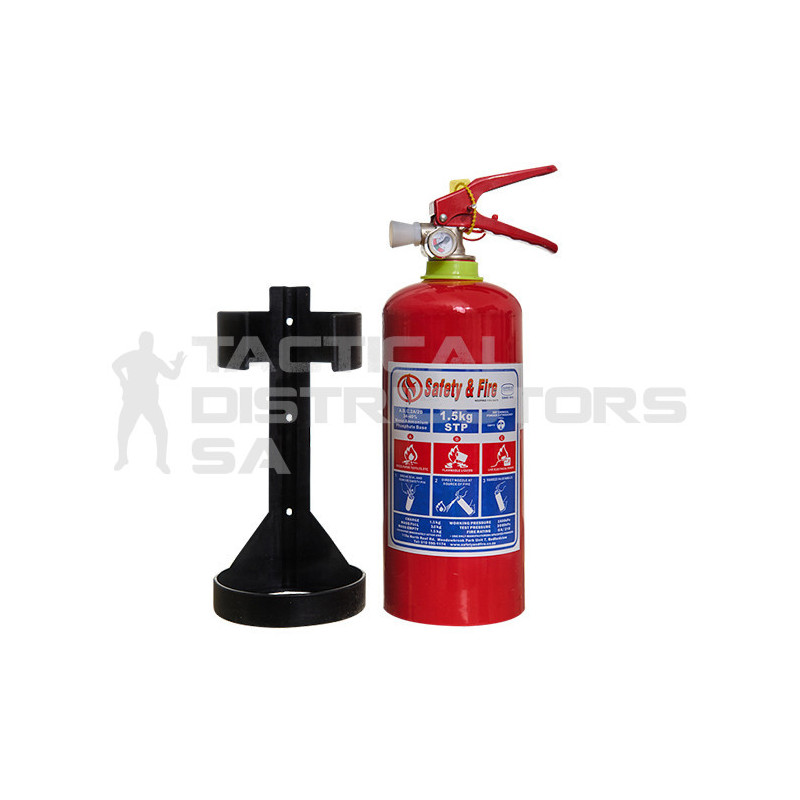 DCP Fire Extinguisher 1.5kg