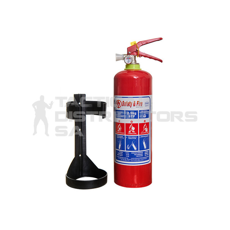 DCP Fire Extinguisher 2.5kg