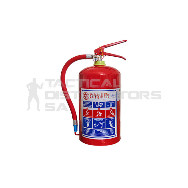 DCP Fire Extinguisher 4.5kg