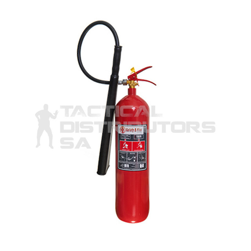 CO2 Fire Extinguisher 5kg -...
