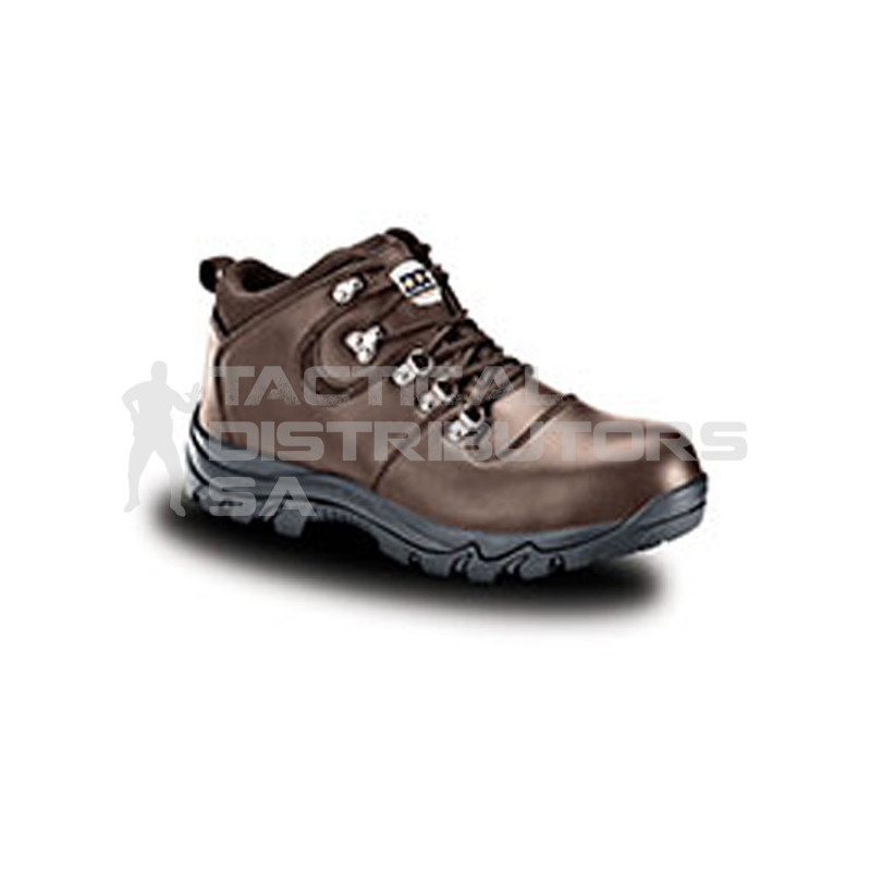 Dot Hiker Safety Shoe - Various