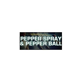 Pepper Spray and Pepper Ball
