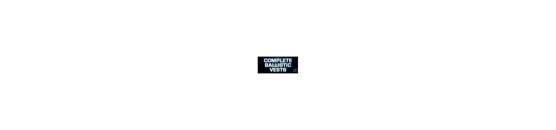 Complete Ballistic Vests