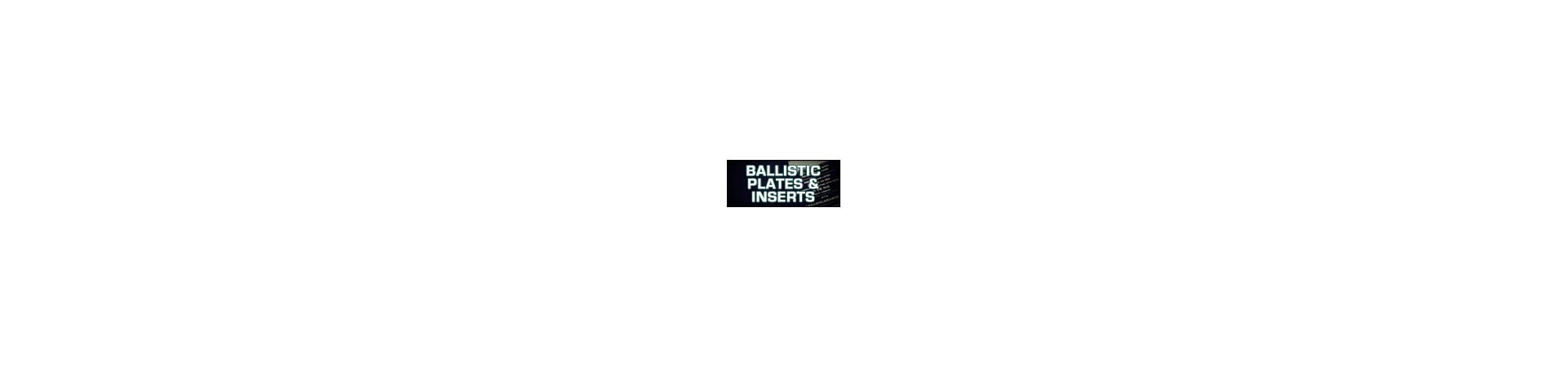 Ballistic Plates & Inserts
