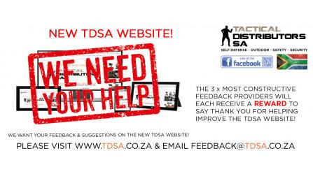 We Need Your Help - New TDSA Website!