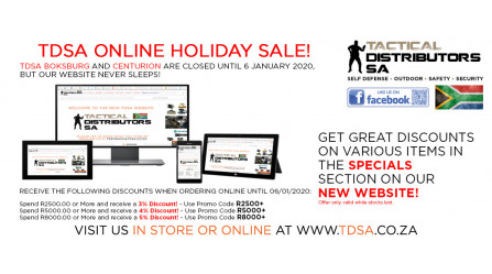Holiday Sale: Our Stores Are Closed, But our Website Never Sleeps!