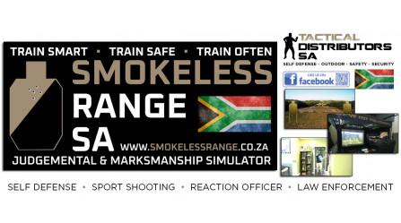 Smokeless Range SA - Judgemental and Marksmanship Simulator