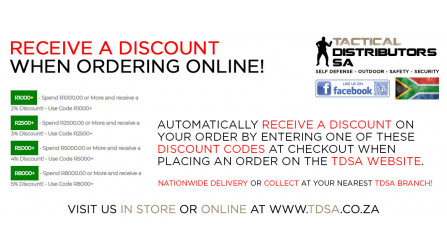 Receive a Discount When Placing an Order on the TDSA Website!