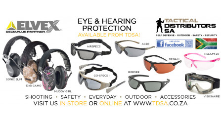 Elvex Eye & Ear Protection Available from TDSA!